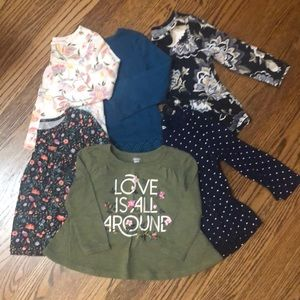 Old Navy fall boho top bundle